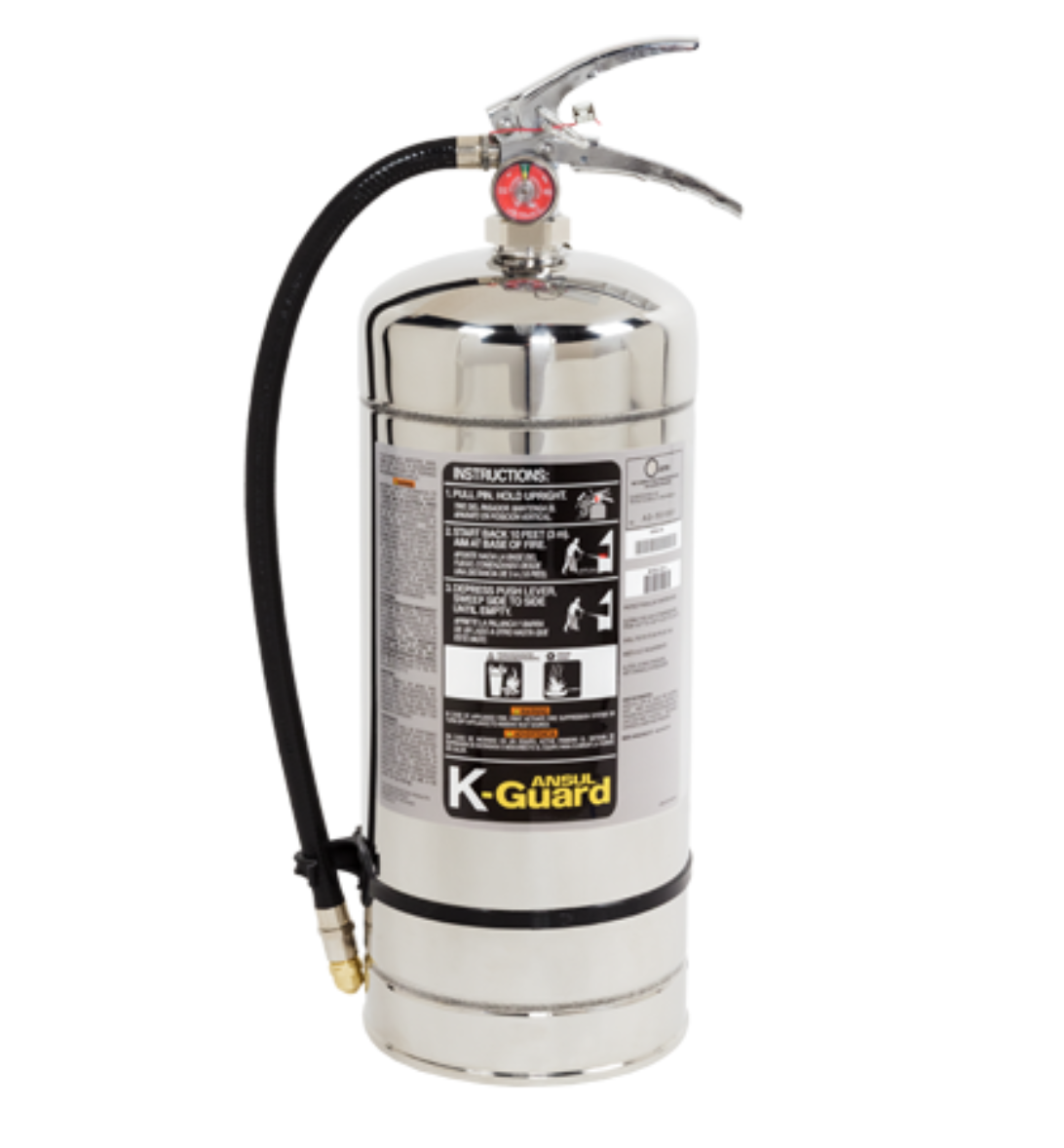 Ansul K Guard Kitchen Fire Extinguisher Automatic Fire Systems
